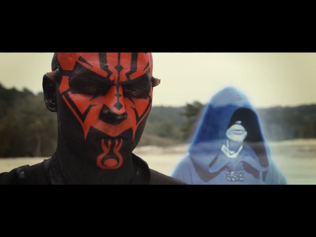DARTH MAUL- Apprentice ДАРТ МОЛ - Ученик | [AniLibria.Tv]