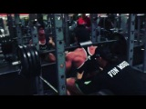 """Eric DiLauro on Instagram: """"@calumvonmonger getting some heavy duty leg training. Time to blow out the quads for #2016 #teamdilauro Some front squats as we prepared…"""""""