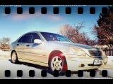 Проект Бомж Benz часть 1 (Mercedes - Benz C-Class c180 w203)