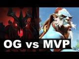 OG vs MVP - 3x 8k MMR - DotaPit 4 Dota 2