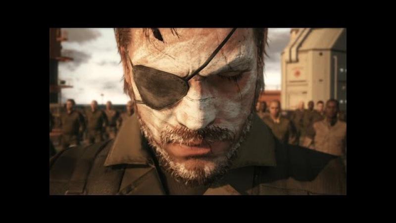 MGSV THE PHANTOM PAIN - E3 2014 Trailer (CHN)
