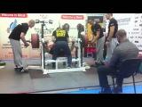 Дмитрий Винокуров Беларусь ), жим без экипировки - 230. 5 кг , с.в. 112 кг !