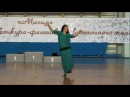 """Анастасия Гара """"Беледи"""". Восточный танец."""