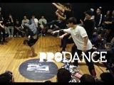 Nishikasai Crew vs Taiwan B-Boys Challenge Jam