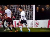 Dele Alli Punch/Punches/Hits Yacob in the Stomach ~ 1-1 Tottenham vs West Brom 4/25/16