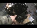 1 9 turbo diesel AFN метки ремня ГРМ и проблема с натяжным роликом часть 4