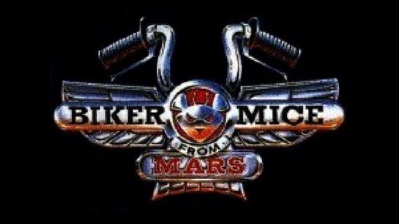 Biker Mice from Mars HD Widescreen Intro Opening Theme (1993)