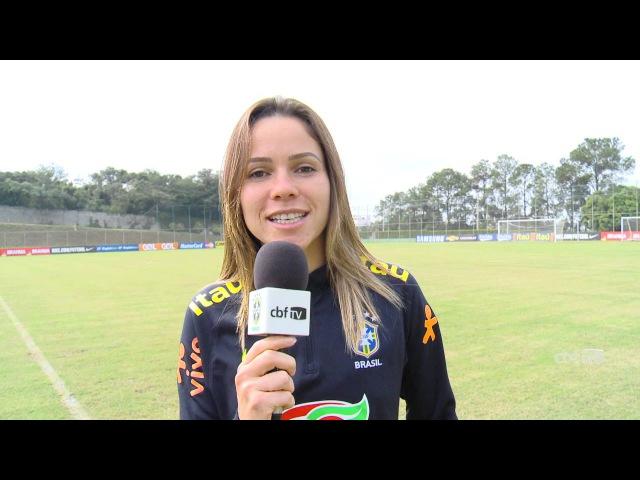 Érika, Bárbara e Andressa Alves contam com o seu apoio na Rio 2016