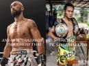 Anvar Boynazarov vs. Seanchai Fight Camp