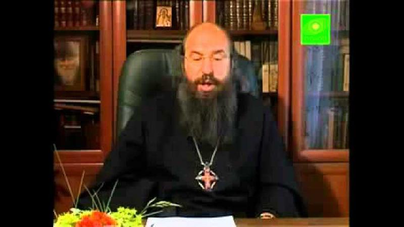 Архимандрит Мелхиседек Артюхин Притча