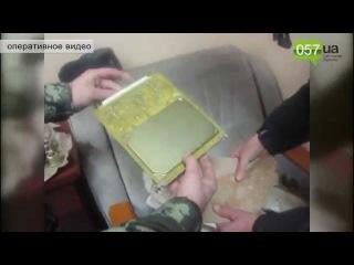 Под Харьковом СБУ и пограничники задержали контрабанду военной аппаратуры