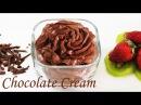 Cách làm Kem Socola шоколадный сливочный крем видео рецепт trang trí trét phủ bánh gato Tại nhà