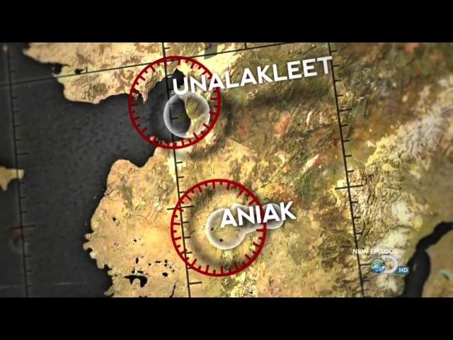 Полеты вглубь Аляски Ч.2