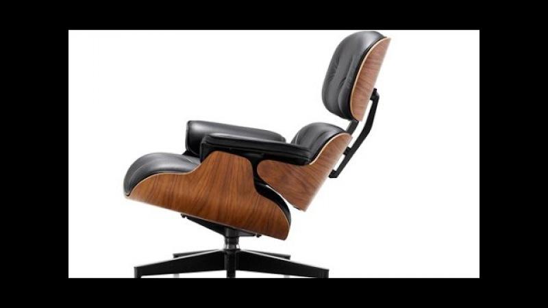 How an Eames Lounge Chair is made BrandmadeTV