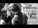 Jamie Claire The Wedding Outlander