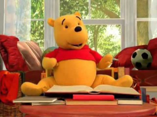 Winnie The Pooh:The Book of Pooh Stories From The Heart