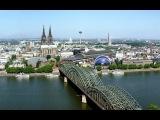 Германия Полёт над Кёльном