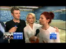 DWTS Nick Carter & Sharna Burgess Finale Rehearsals - GMA Interview LIVE