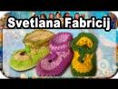 ☆ Пинетки, вязание крючком для начинающих, crochet.