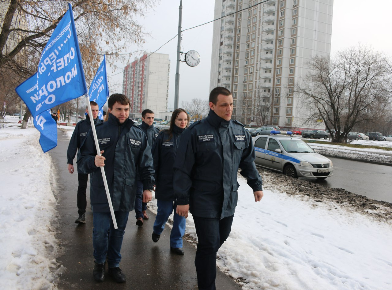 Окружной Антинаркотический месячник стартовал в Выхино-Жулебино