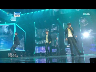 KNK - Knock @ Music Core 160326
