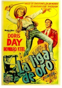 Doris Day en el Oeste
