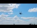 Реверанс от подполковника Сергея Бакина, заслуженного военного летчика России. Закрытие Авиадартс 2016, Рязань