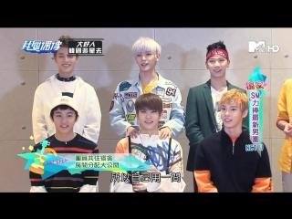 160616 Idols of Asia In Korea NCT U Cut