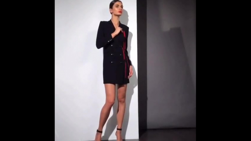 Ksenia Pochebut for Daria Bardeeva lookbook. Backstage/ Ксения Почебут для лукбука Daria Bardeeva