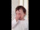 Такая клевая девочка)))... Подожди не плачь... Какать в колготки нельзя...
