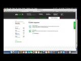 Регистрация и верификация кошелька Advcash
