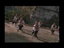 Джет Ли в роли монаха Шаолиня тренировка с посохом _ Jet Li as monk Shaolin training with staff