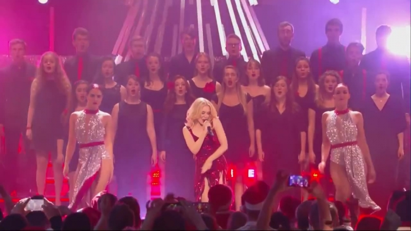 Kylie Minogue - A Kylie Christmas Live From The Royal Albert Hall 2015