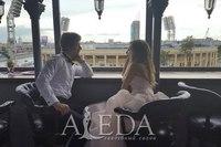 Наша 👰💍#невестаАледа #brideAleda Аня Митина в платье  👗 Брессия😍