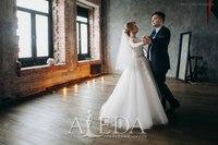 Наша 👰💍#невестаАледа #brideAleda Ирина Соловьева в платье  👗 Левина😍