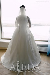 Наша 👰💍#невестаАледа #brideAleda Марина Кузина в платье  👗 Одетта😍