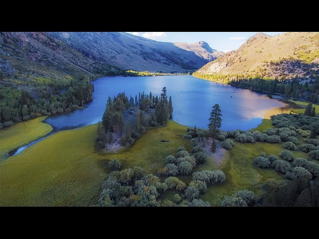 Yosemite Nature Drone Video