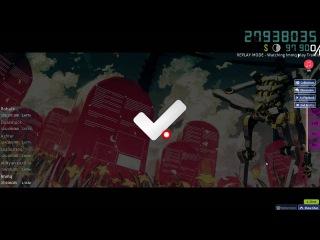 Osu! Traktion - The Near Distant Future [Lapse]