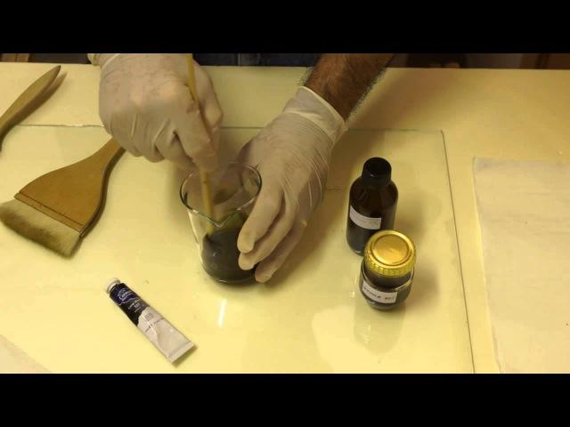 La Stampa alla Gomma Bicromata - The Gum Bichromate Process