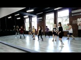 Look At Her Go - T-Pain feat. Chris Brown  Choreography by Sasha Putilov  Group 2