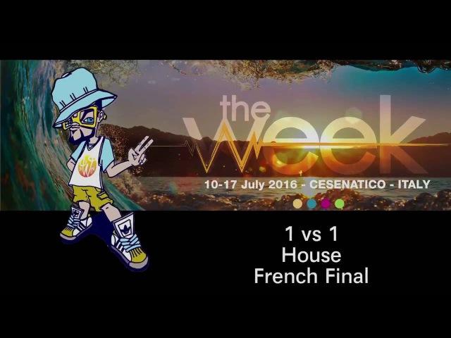 The Week 2016 French Qualifier | House Final | Meech vs Mogwai