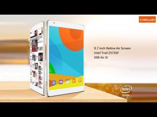 Информационный обзор и комплектация планшета Teclast X98 Air III от Gearbest!