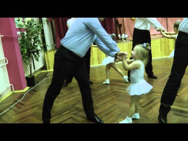 25 11 2013 танец папа и дочка