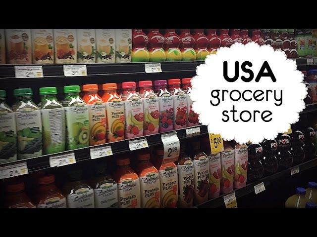 Цены в продуктовом магазине в США|Жизнь в Америке
