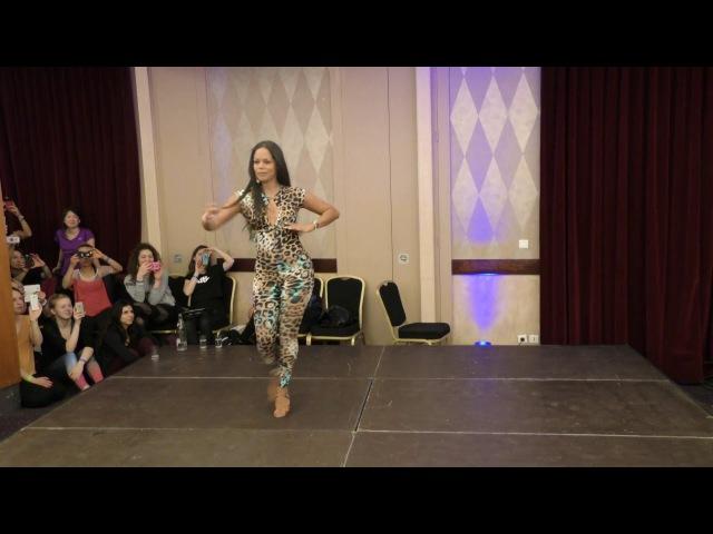 Paris Salsa Congress 2016 – Workshop « ON2 Styling» (griselle Ponce) - www.salsa-guide.fr
