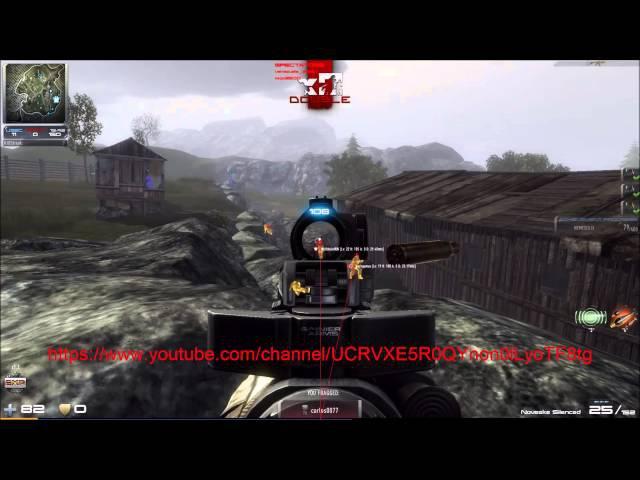 Contract Wars - Noveske (2 LegendaryKill)