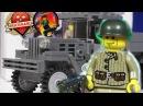 Lego Военная Академия 13 / Military Academy 13/ Brickmania GAZ AAA review