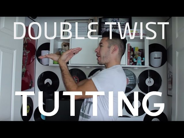 Tutting Dance Tutorial Combo for Freestyle or Choreography