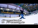 Freeskate Freestyle in Cologne - Freestyle Ice Skating Vlog (Part 2 of 2)