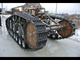 Анонс движущейся модели танка МС-1 в масштабе 11